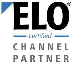 Logo ELOoffice cc Computer ist certified Channel-Partner
